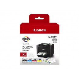 Canon Tintenset PGI-2500XL...