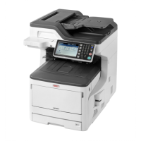 OKI Multifunktionslaser Drucker