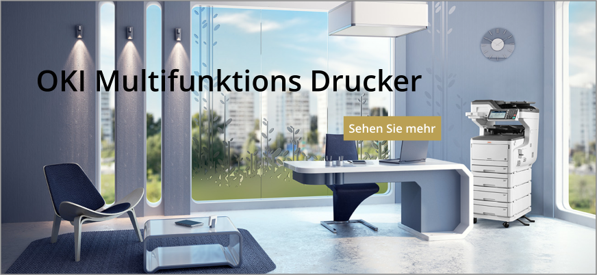 OKI Multifunktions Drucker
